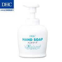 DHC洗手液 500mL 温和洗净植物保湿成分泡沫细腻