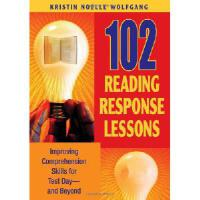 【预订】102 Reading Response Lessons: Improving Comprehension S