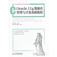 【二手旧书8成新】Oracle 11g数据库管理与开发基础教程 袁鹏飞 9787115304032