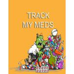 预订 Track My Meds: An easy-to-use medications logbook [ISBN: