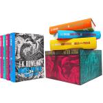 英文原版 Harry Potter Boxed Set 1-7全集 哈利波特豪华礼盒精装 Bloomsbury 英国版