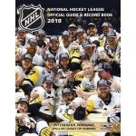 预订 National Hockey League Official Guide & Record Book 2018