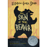 Sign of the Beaver 海狸的记号 1984年纽伯瑞银奖 9780547577111