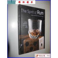 【二手9成新】The Spirit of Rum 英文原版精装 朗姆酒 /Fabio pe