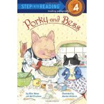 Step Into Reading Level 4: Porky and Bess ISBN:978037586113