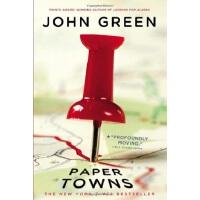 Paper Towns 纸镇英文原版 John Green约翰格林电影原著小说书 小说英文版