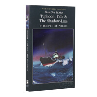 约瑟夫康拉德 大海故事三篇 英文原版小说 Three Sea Stories 进口书 Typhoon Falk The