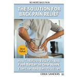 预订 The Solution For Back Pain Relief: How To Relieve Back P