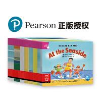 培生幼儿英语第二辑:预备级 (共35册英语绘本,3-5岁幼儿园英文绘本,零基础英语阅读启蒙)