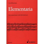 预订 Elementaria: First Acquaintance with Orff-Schulwerk [ISB
