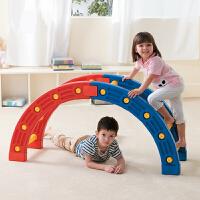 感统训练器材 四分之一圆 平衡板儿 童玩具感觉综合