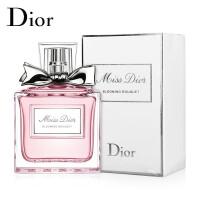 迪奥 Miss Dior 迪奥小姐 花漾甜心女士淡香水 EDT粉色花漾淡香氛 50ml