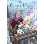 【预订】Anna & Elsa #6: The Arendelle Cup (Disney Frozen)