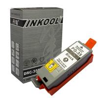 INKOOL适用CANON PIXMA IP 100墨盒 iP110打印机墨盒 mini320 260佳能墨盒 PGI-35BK CLI-36C