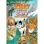 【发顺丰】英文原版 科学漫画:猫 Science Comics: Cats进口儿童绘本图画故事书 小学生课外阅读猫科动
