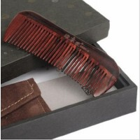 谭木匠 礼盒HSZ梳7-5 酸枝木梳子