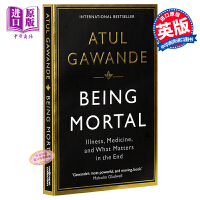 【中商原版】成为致命因素 英文原版 Being Mortal Atul Gawande Profile Books