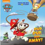 【预订】Pup, Pup, and Away! (Paw Patrol)