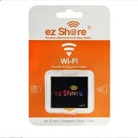 ez Share 易享派 wifi卡 无线CF卡 Class10 数码单反相机高速存储卡 WiFi CF卡 64G