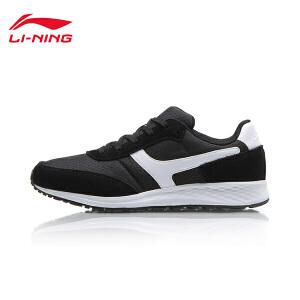 李宁休闲鞋女鞋3K云耐磨防滑情侣鞋运动鞋AGCM242