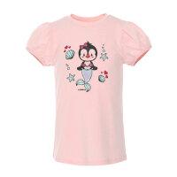 【商场同款4折价:63元】探路者童装2021春夏新品抗菌吸湿透气小童短袖T恤QAJJ84130