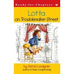 预订 Lotta on Troublemaker Street [ISBN:9780689846731]