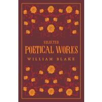 英文原版 威廉・布莱克诗选 Selected Poems Alma经典文学 William Blake (Alma Cl
