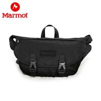 Marmot//土拨鼠2019春夏新款简约时尚户外旅行单肩差包