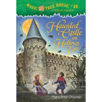 Haunted Castle on Hallows Eve(MTH30) 神奇树屋30:万圣节前夜的闹鬼城堡 9780
