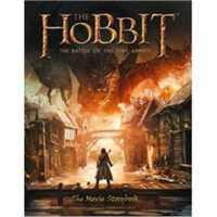 英文原版 霍比特人 Movie Storybook (The Hobbit: The Battle of the Fiv
