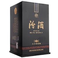 汾酒 53度黑坛(20)1500ml 清香型白酒