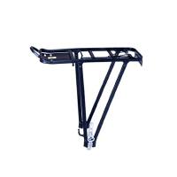 山地车装备货架 自行车后货架 自行车配件黑色铝制后车架