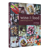 美酒配美食 英文原版 Wine & Food: Perfect pairings every time 进口生活类书籍