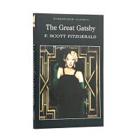英文原版 了不起的盖茨比 世界名著 The Great Gatsby