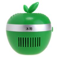 沐阳USB空气过滤器香薰机MY903绿