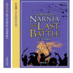 The Last Battle 纳尼亚传奇:最后一战(CD) ISBN9780007172573