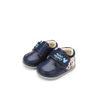 【99元任选2双】迪士尼Disney童鞋男童女童婴幼童学步鞋宝宝鞋秋冬款 HS0004 HS0690 HS0689
