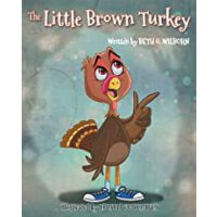 预订 The Little Brown Turkey [ISBN:9781098012144]