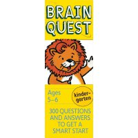 Brain Quest Kindergarten, revised 4th edition 智力开发系列:幼儿园益智