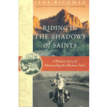RIDING IN THE SHADOWS OF SAINT(ISBN=9780307338570) 英文原版