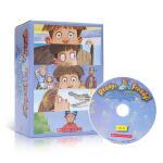 英文原版 Ready, Freddy! Collection 1 弗雷迪系列故事合集10册套装附CD Scholast