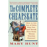 按需印刷 The Complete Cheapskate: How to Get Out of Debt, Stay