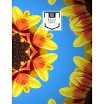 预订 Sheet Music Notebook: Sunny Flutterby - Blank Sheet Musi
