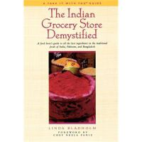 按需印刷 The Indian Grocery Store Demystified (Take It with You Guides)