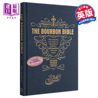 【中商原版】威士忌品鉴大全 英文原版 The Bourbon Bible Eric Zandona Mitchell