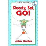 Ready, Set, Go! 各就位,预备,跑!(I Can Read,Level 1)ISBN9780064442381