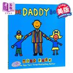 【中商原版】爸爸的书英文原版The Daddy BookTODD PARRHachette Book Group