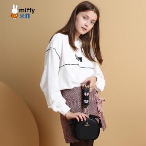 米菲小包包宽带小圆包2017新款韩版个性手提包潮女包包斜挎包
