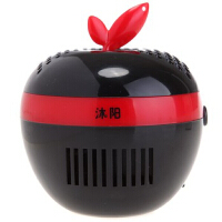 沐阳 MY903 USB电脑净化器 空气过滤器 香薰机 黑色