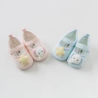 [2件3折价:65.1]戴维贝拉春季新款男女宝宝卡通步前鞋婴幼儿鞋DBH9996
